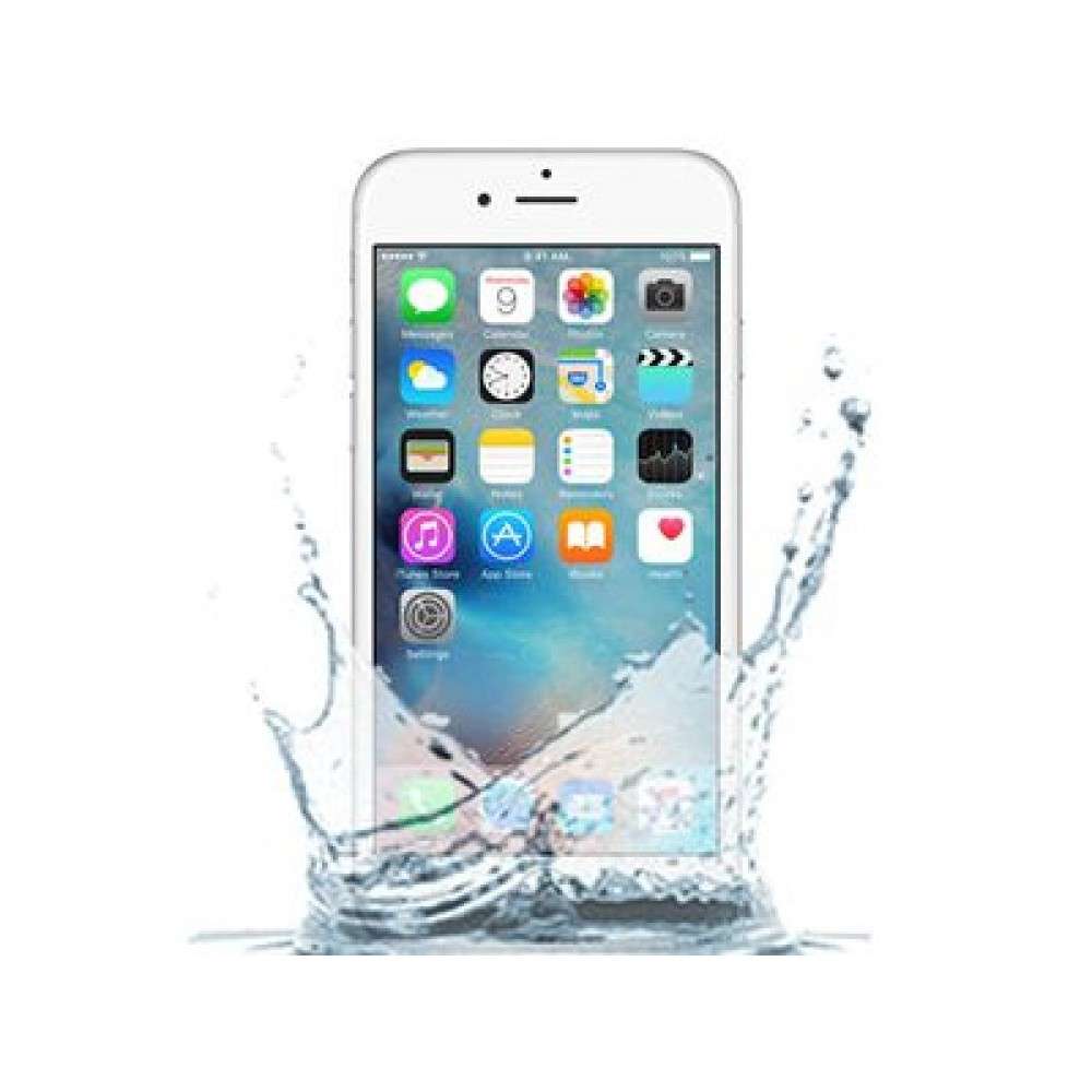 reparatie waterschade iphone x